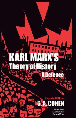 [PDF] [EPUB] Karl Marx's Theory of History: A Defence Download by G.A. Cohen