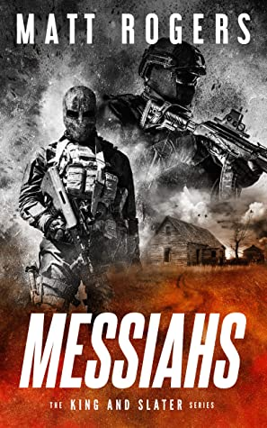 [PDF] [EPUB] Messiahs (King and Slater #7) Download by Matt   Rogers