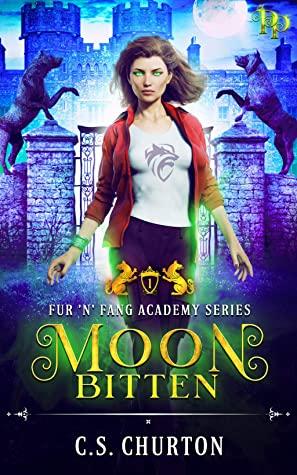 [PDF] [EPUB] Moon Bitten (Fur 'n' Fang Academy #1) Download by C.S. Churton