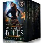 [PDF] [EPUB] Mortality Bites – The COMPLETE Boxed Set (Books 1 – 10): An Urban Fantasy Epic Adventure Download