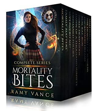 [PDF] [EPUB] Mortality Bites - The COMPLETE Boxed Set (Books 1 - 10): An Urban Fantasy Epic Adventure Download by Ramy Vance