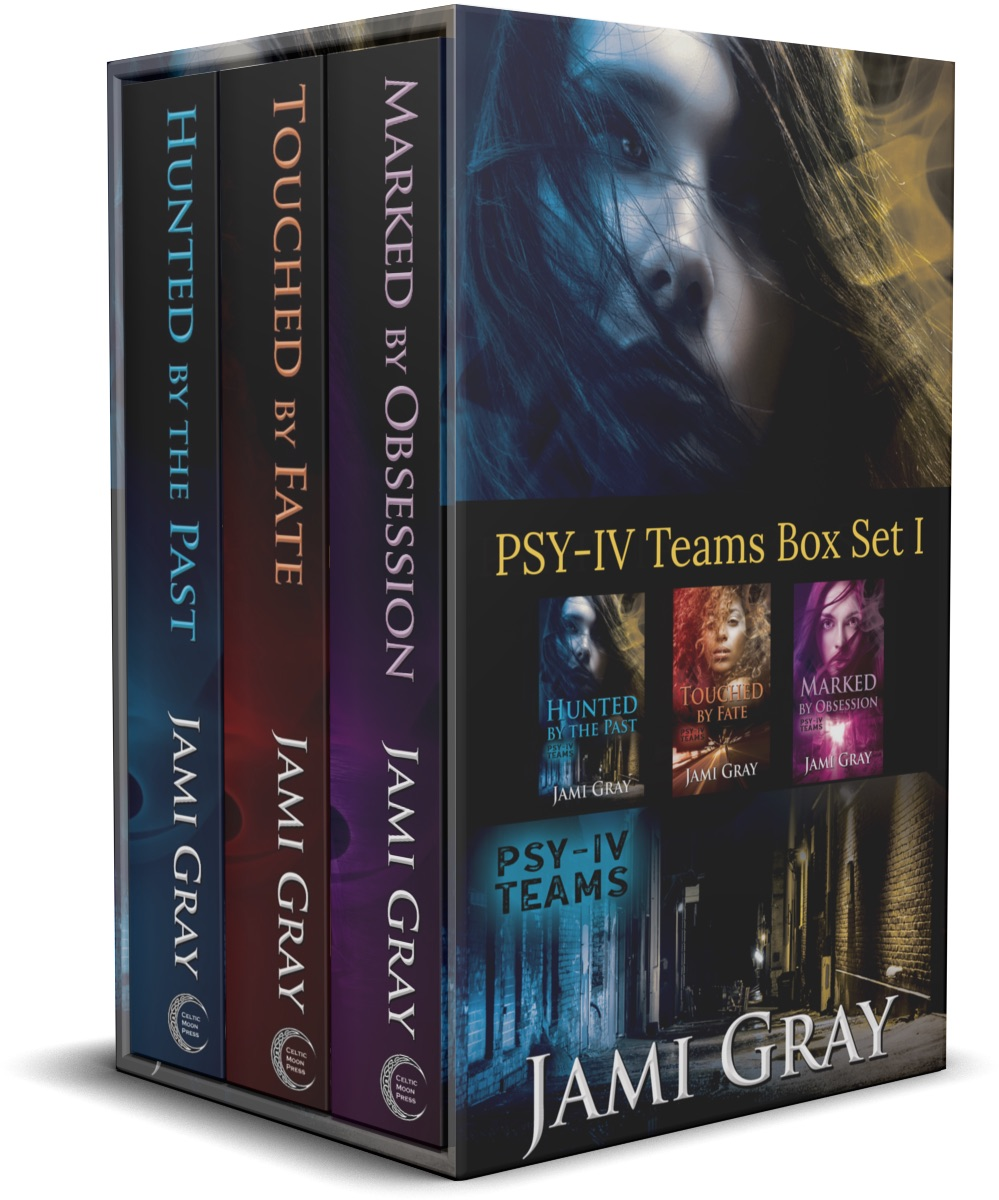 [PDF] [EPUB] PSY-IV Teams Box Set I (Books 1-3) Download by Jami Gray