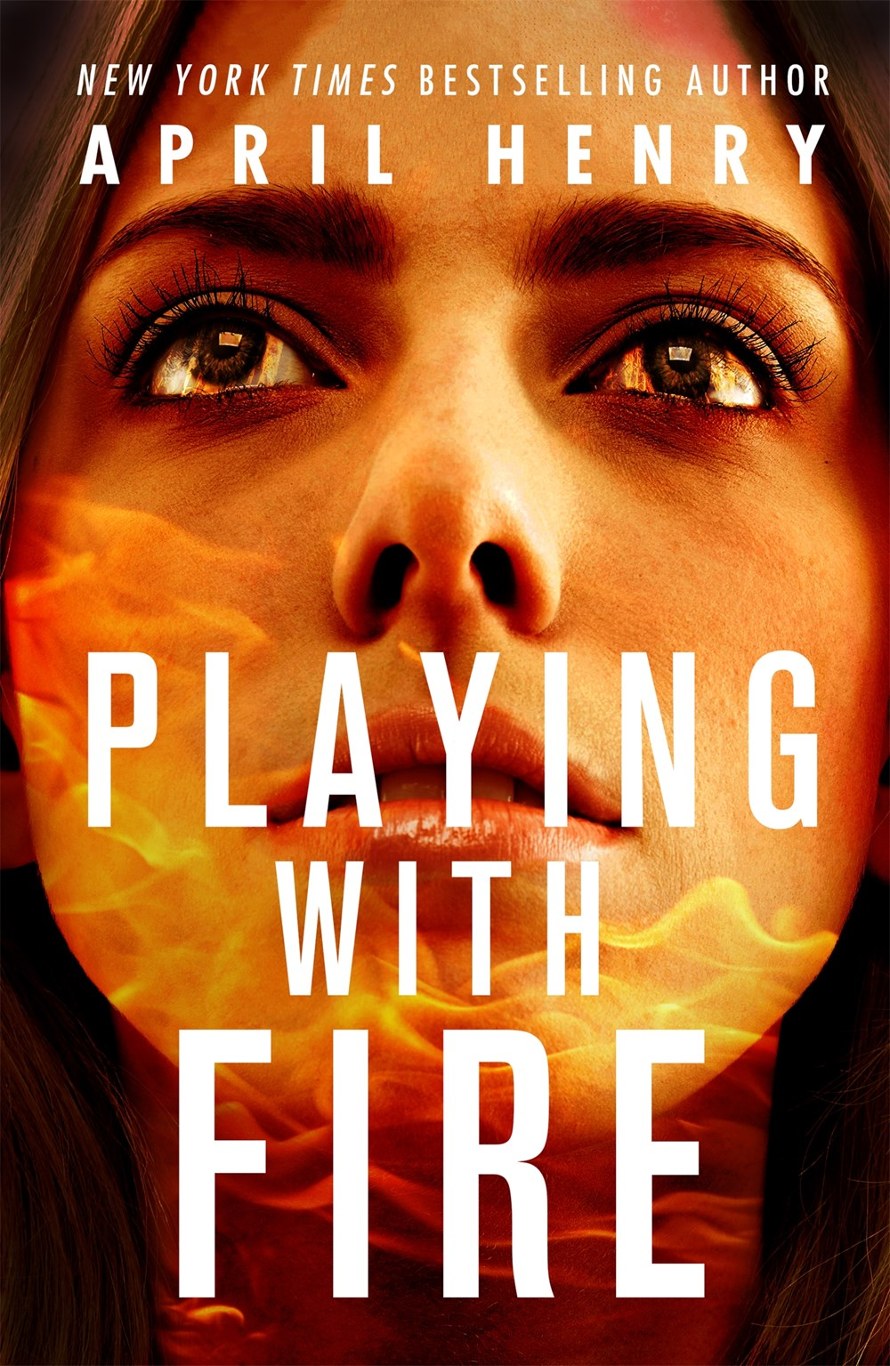 [PDF] [EPUB] Playing with Fire Download by April Henry