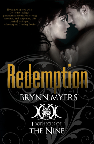 [PDF] [EPUB] Redemption (Prophecies of The Nine, #2) Download by Brynn Myers