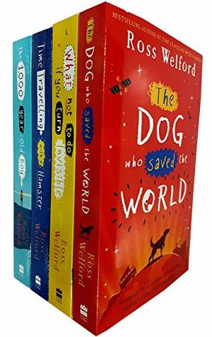 [PDF] [EPUB] Ross Welford Collection 4 Books Set (The Dog Who Saved The World, What Not To Do If You Turn Invisible, Time Travelling With A Hamster, The 1000 Year Old Boy) Download by Ross Welford