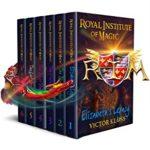 [PDF] [EPUB] Royal Institute of Magic – Super Box Set (Books 1-6): An Epic Fantasy Adventure Download