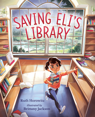 [PDF] [EPUB] Saving Eli's Library Download by Ruth  Horowitz