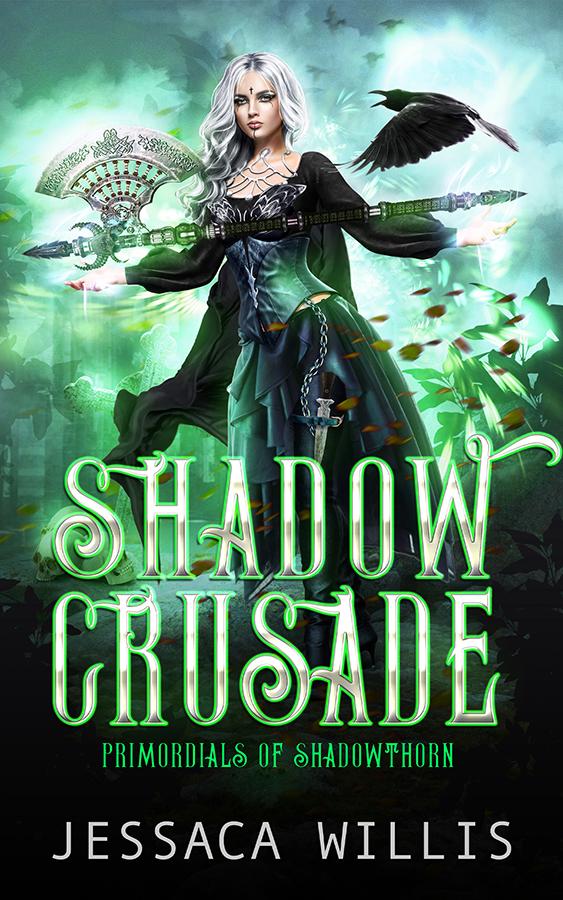 [PDF] [EPUB] Shadow Crusade (Primordials of Shadowthorn #1) Download by Jessaca Willis