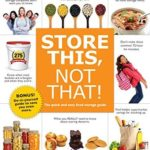 [PDF] [EPUB] Store This, Not That!: The Quick and Easy Food Storage Guide Download