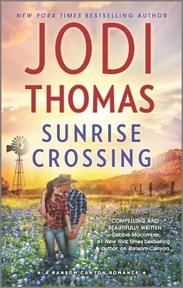 [PDF] [EPUB] Sunrise Crossing (Ransom Canyon, #4) Download by Jodi Thomas