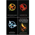 [PDF] [EPUB] Suzanne Collins Hunger Games Collection 4 Books Set (The Hunger Games, Catching Fire, Mockingjay, [Hardcover] The Ballad of Songbirds and Snakes) Download