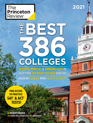 [PDF] [EPUB] The Best 386 Colleges, 2021: In-Depth Profiles and Ranking Lists to Help Find the Right College for You Download by Princeton Review