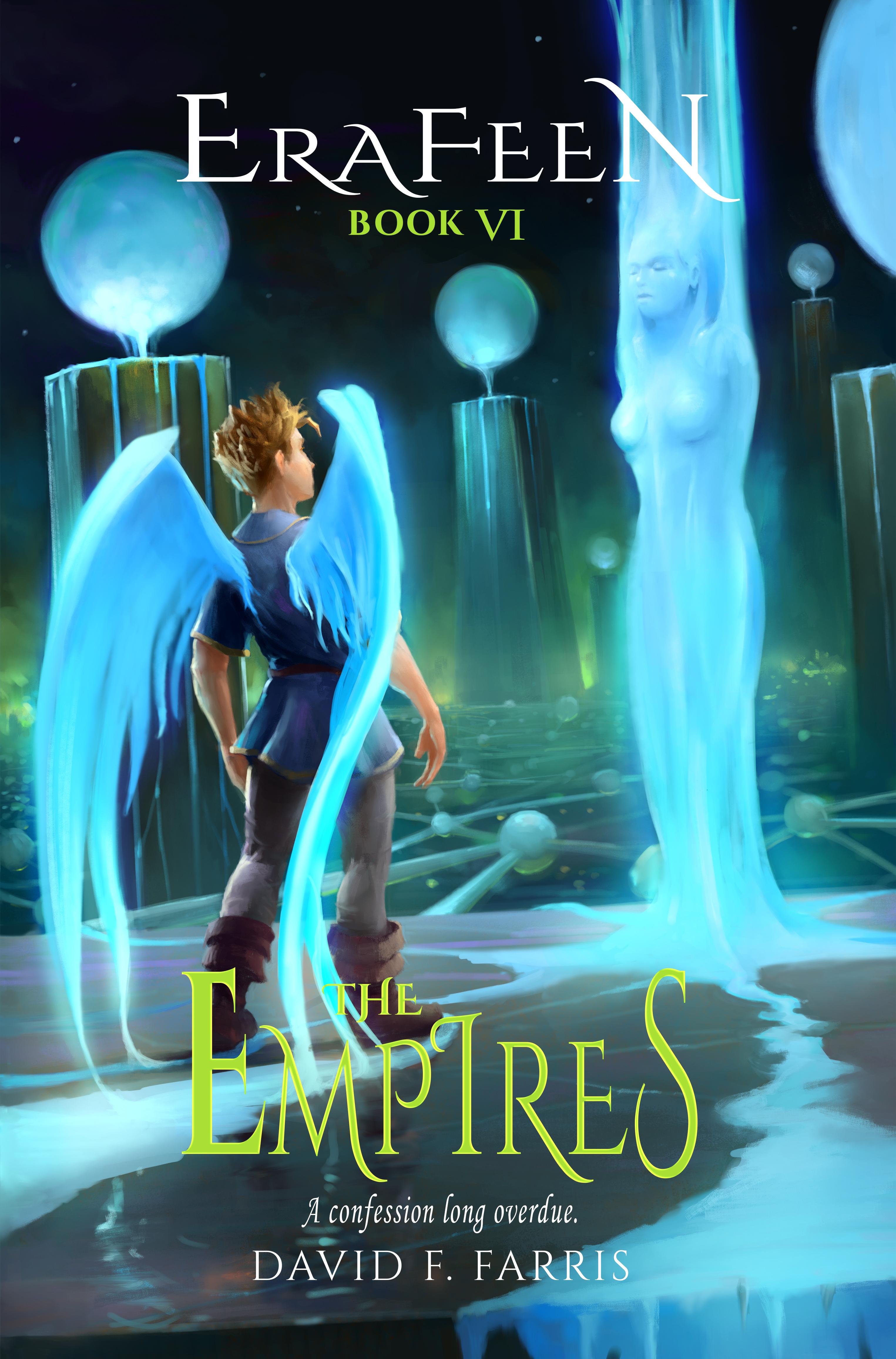 [PDF] [EPUB] The Empires (Erafeen, #6) Download by David F. Farris