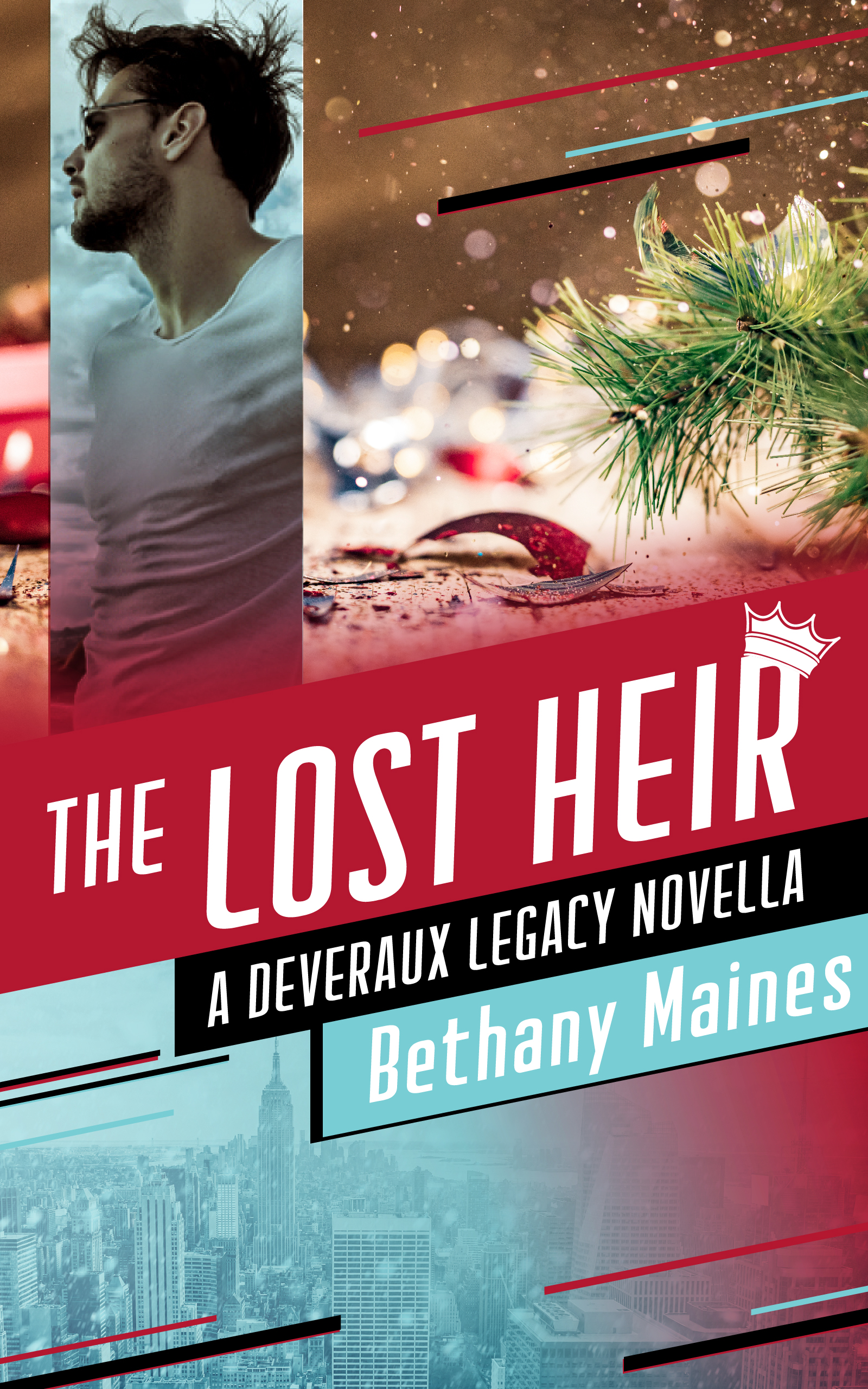 [PDF] [EPUB] The Lost Heir (The Deveraux Legacy, #0.5) Download by Bethany Maines