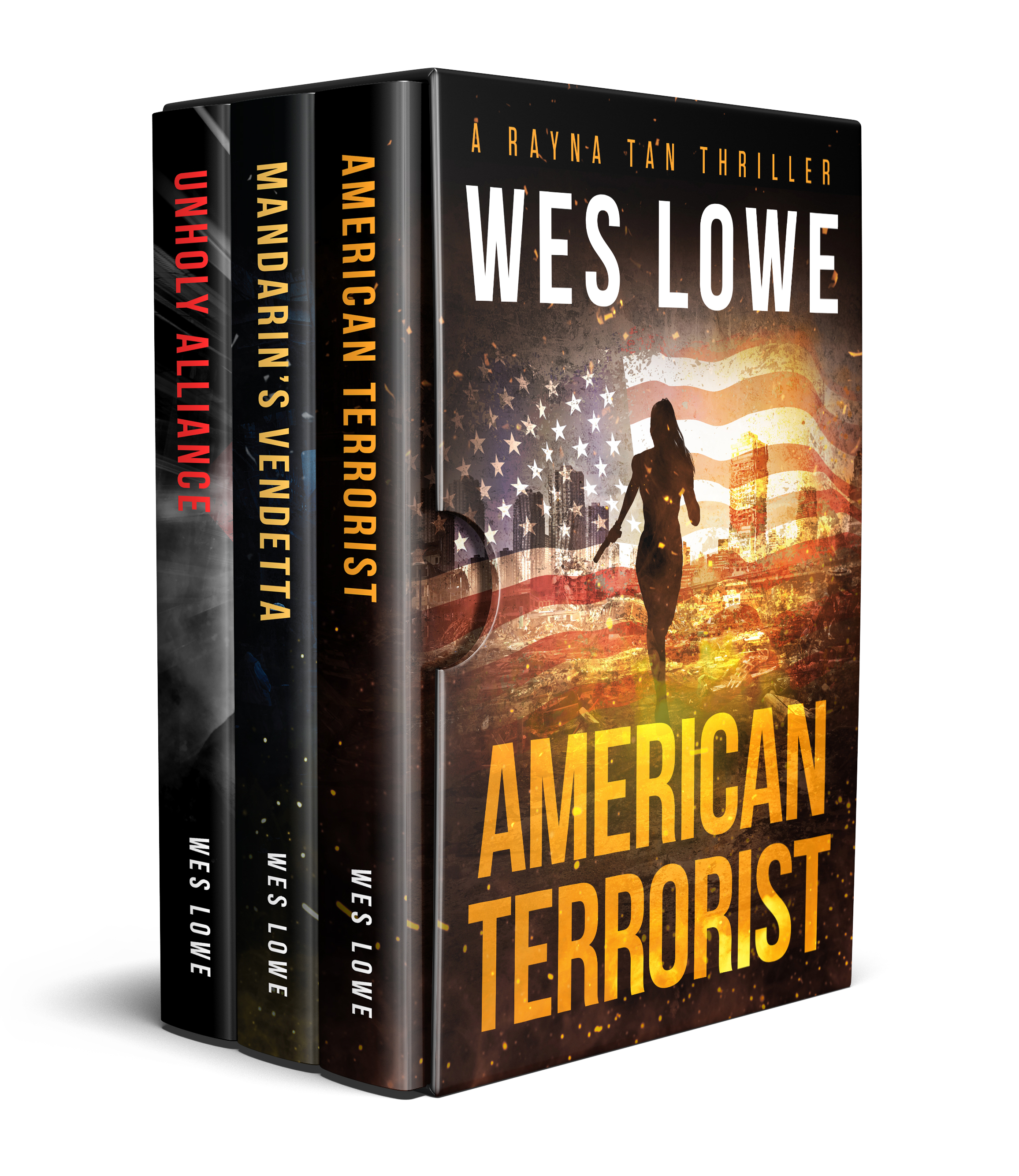 [PDF] [EPUB] The Rayna Tan Series: Books 1-3 Download by Wes  Lowe