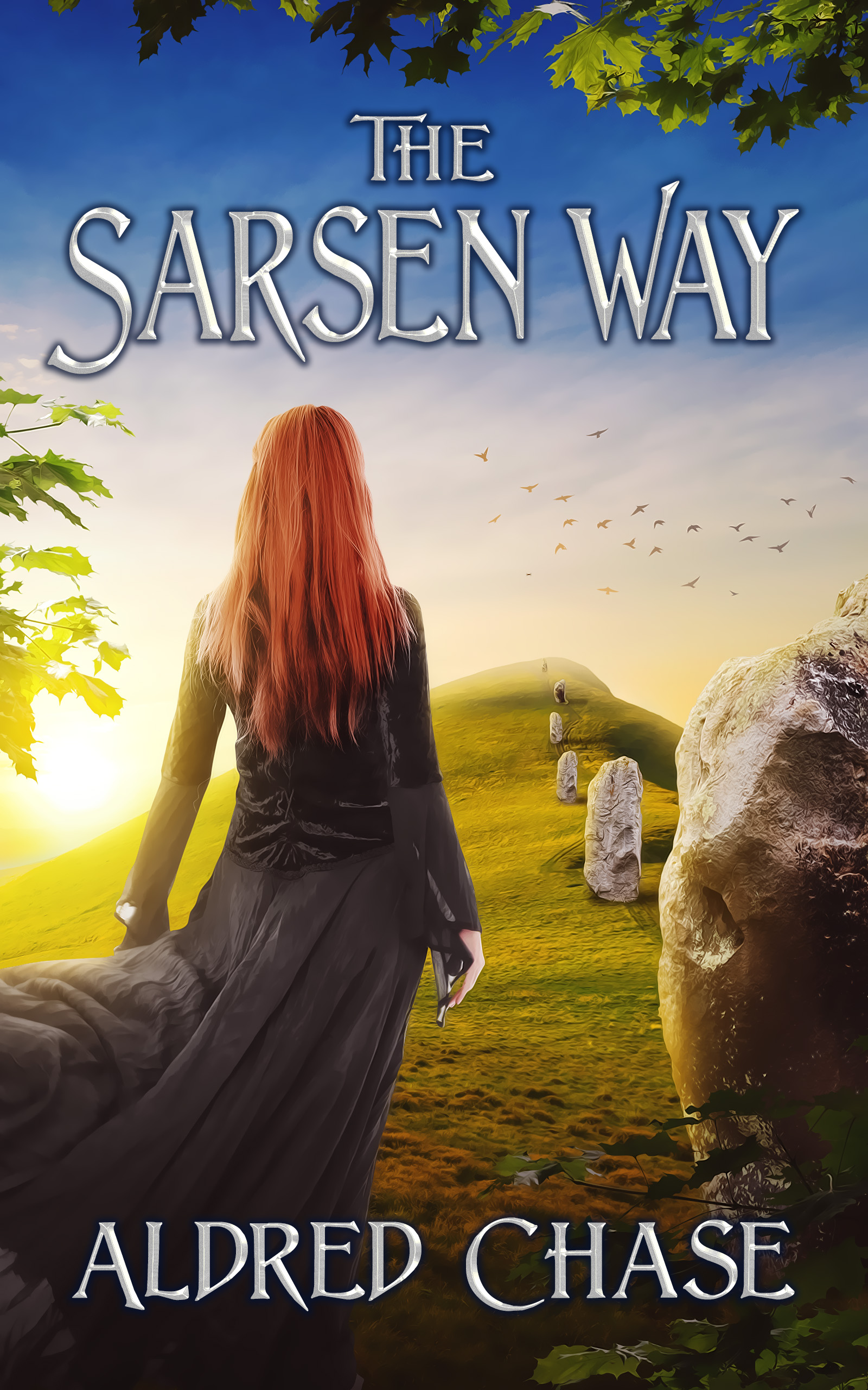 [PDF] [EPUB] The Sarsen Way Download by Aldred Chase