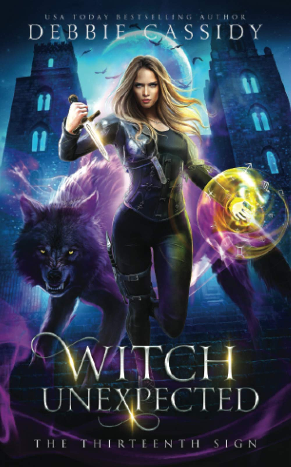 [PDF] [EPUB] Witch Unexpected (The Thirteenth Sign #1) Download by Debbie  Cassidy