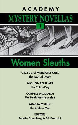 [PDF] [EPUB] Women Sleuths: Academy Mystery Novellas (Book 1) Download by Martin H. Greenberg