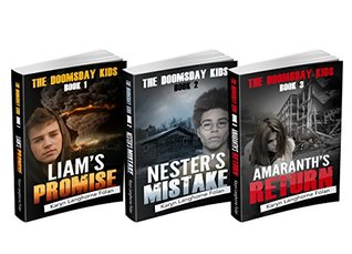 [PDF] [EPUB] The Doomsday Kids Multi-Book Set featuring Liam's Promise, Nester's Mistake and Amaranth's Return Download by Karyn Langhorne Folan